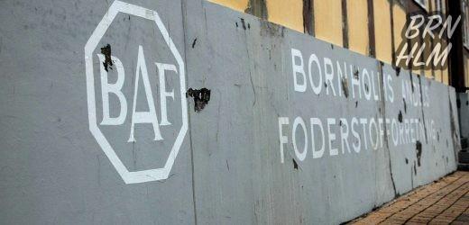 Bornholms Andels Foderstofforretning