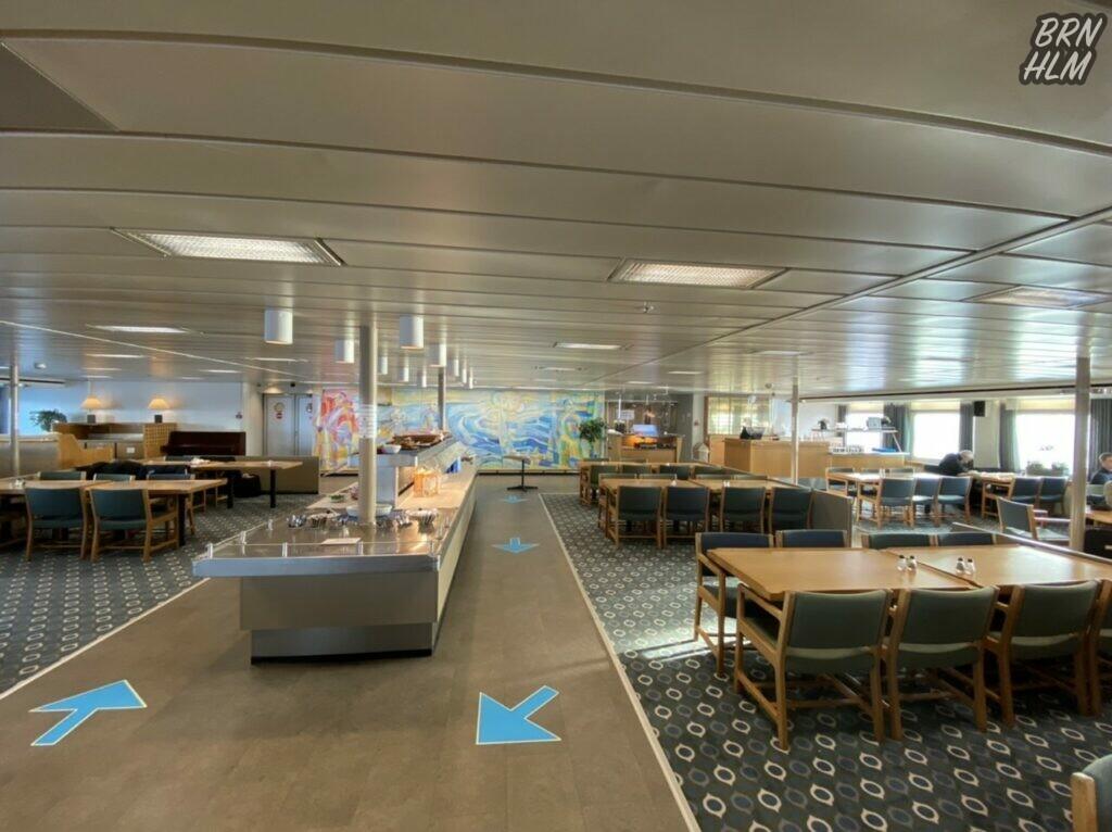 Poul Ankers restaurant - December 2020