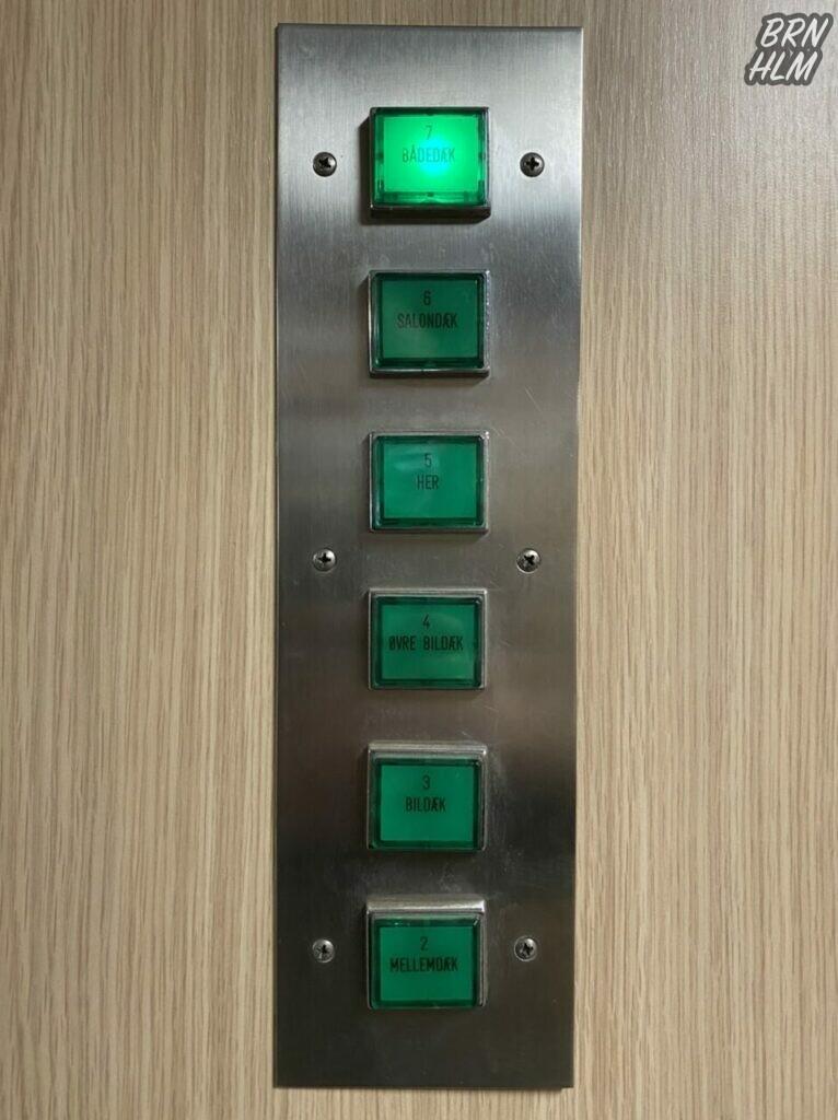 Bagerste elevator - Poul Anker - December 2020