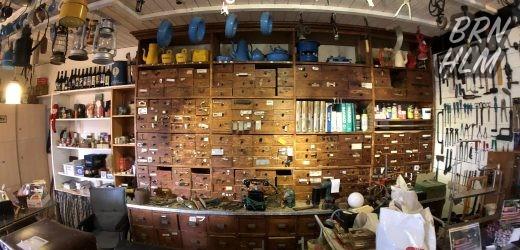 Bornholms Værktøjsmagasin – This på Torvet