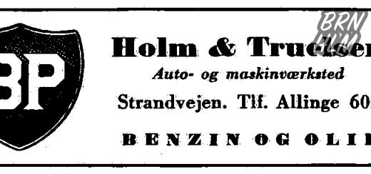 Holm & Truelsen Auto- og Maskinværksted