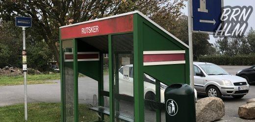 Bornholmske bus terminaler & skure