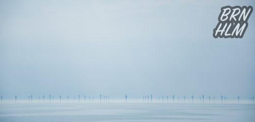 Havvindmøller ved Bornholm