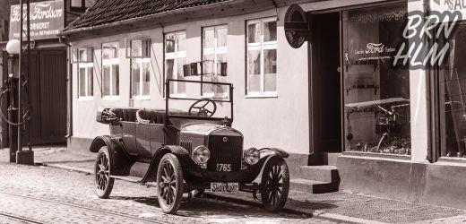 Kørelærere på Bornholm