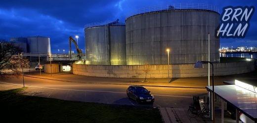 Brændstofforhandling og -anlæg på Bornholm