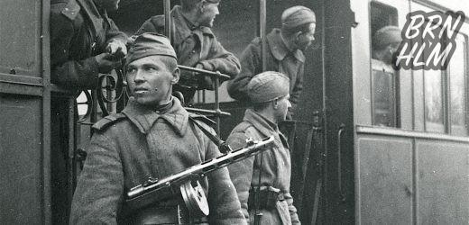 Den sovjetiske besættelse af Bornholm