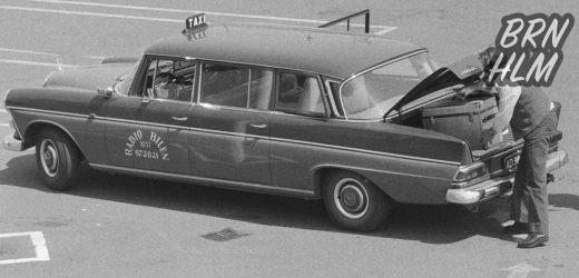 Taxa vognmænd