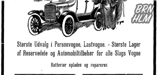 A/S Automobilforretningen Bornholm