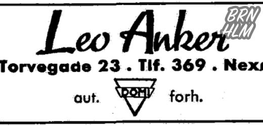 Leo Anker