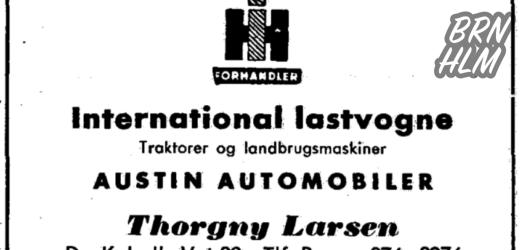 Thorgny Larsen
