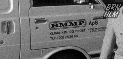 B.M.M.F. KLIMA KØL OG FROST ApS
