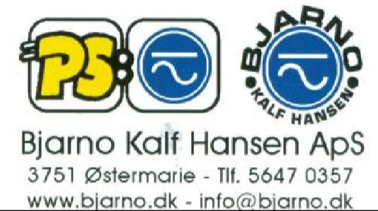 Bjarno Kalf Hansen Aps