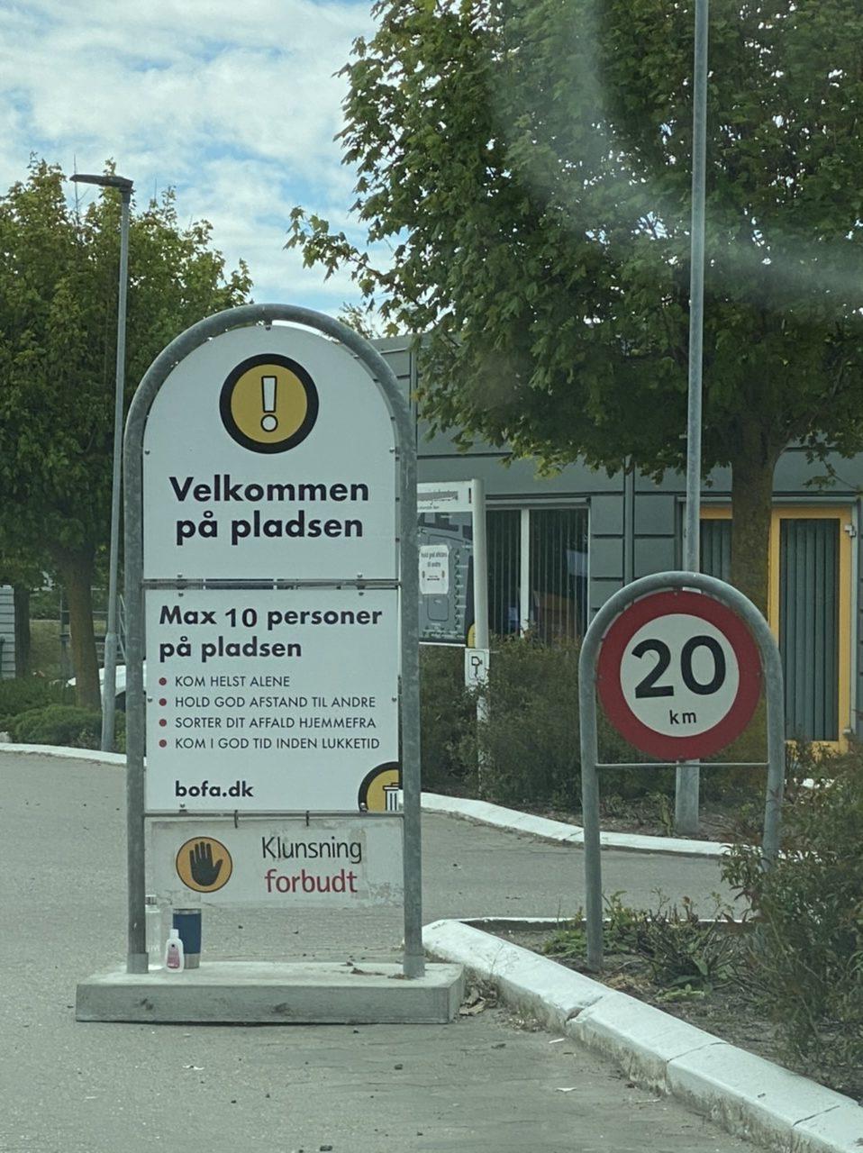 Affaldshåndtering på Bornholm