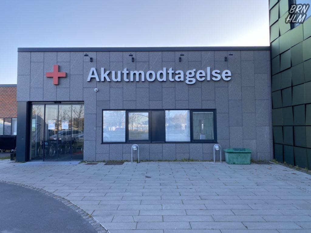 Akutmodtagelsen Bornholms Hospital - 2020