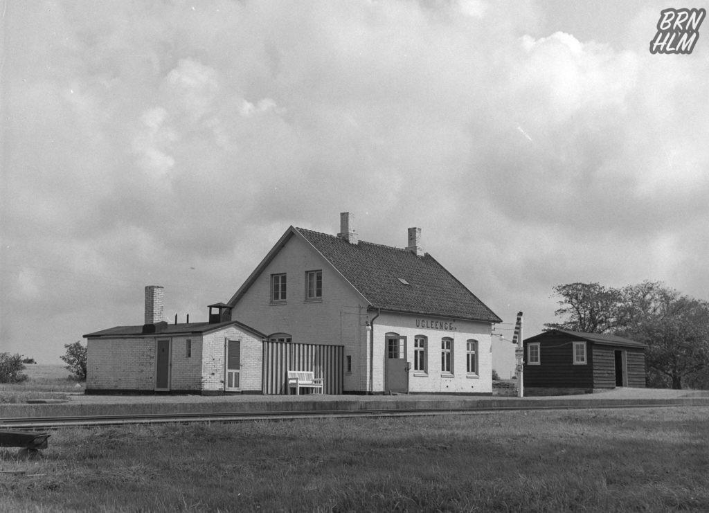 Ugleenge station - 1968