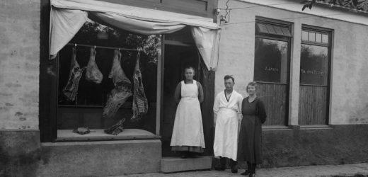 Slagtere og slagterier på Bornholm