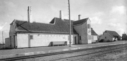 Østermarie Station