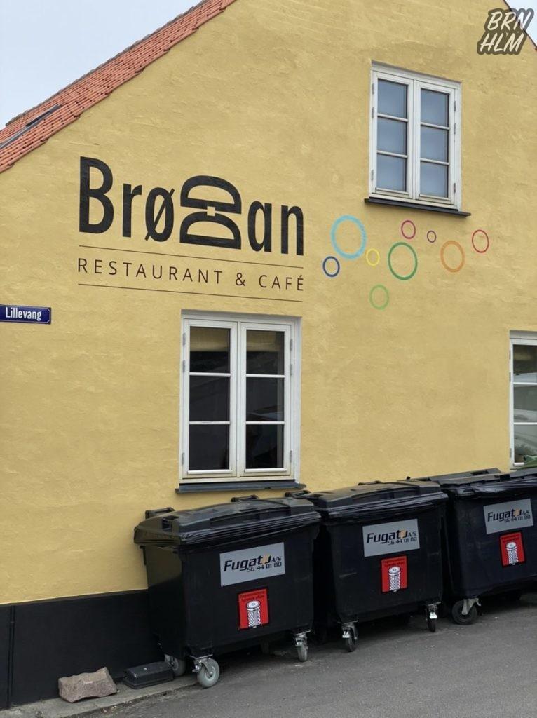 Restaurant Brøddan - 2020