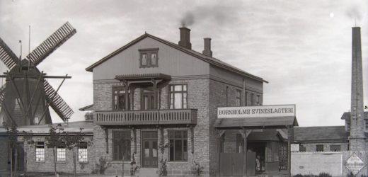 Bornholms Svineslagteri