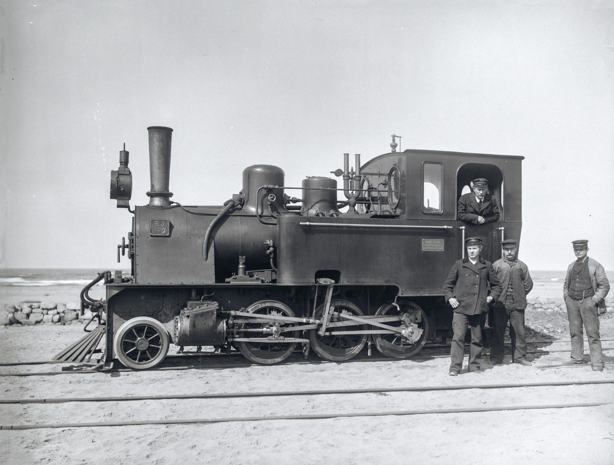 Foreningen De Bornholmske Jernbaner