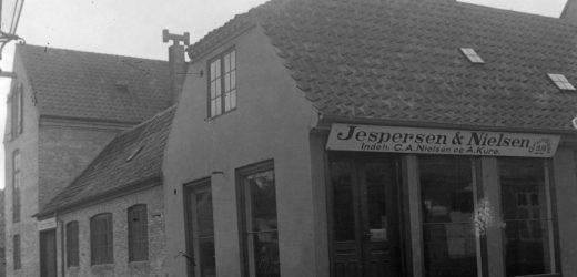 Jespersen og Nielsen – Andreas Kure & Søn