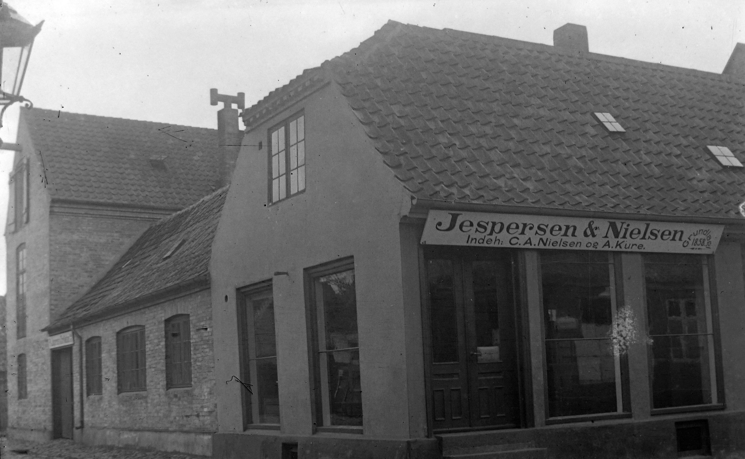Snedkere Jespersen & Nielsen - 1910
