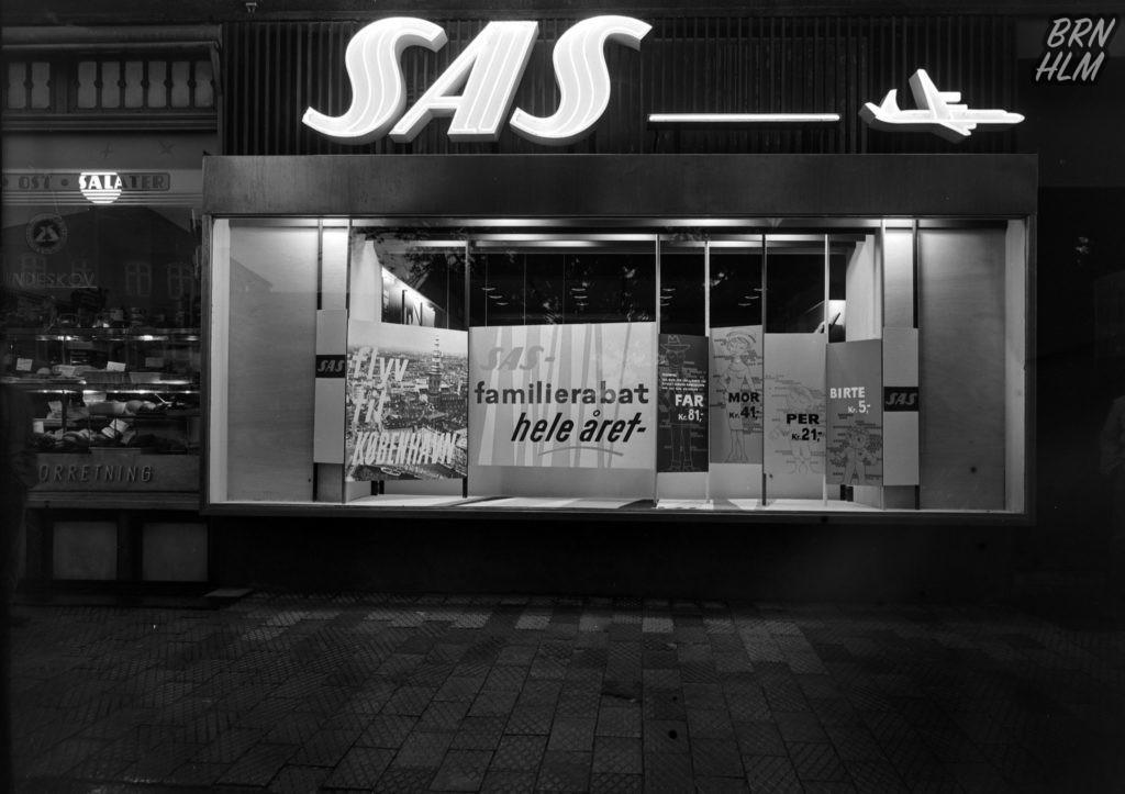SAS Rejsebureau i Rønne