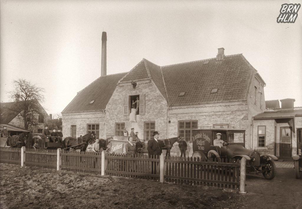 Fællesbageriet - Marts 1923