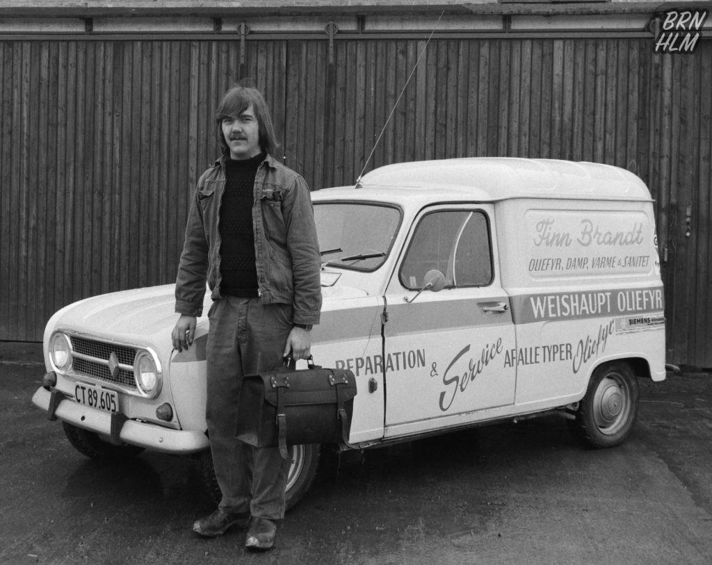 Finn Brandt VVS - Renault 5 - 1970'erne