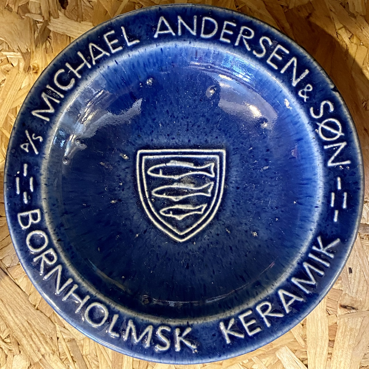 Michael Andersen & Søn - Bornholmsk Keramik - 2020