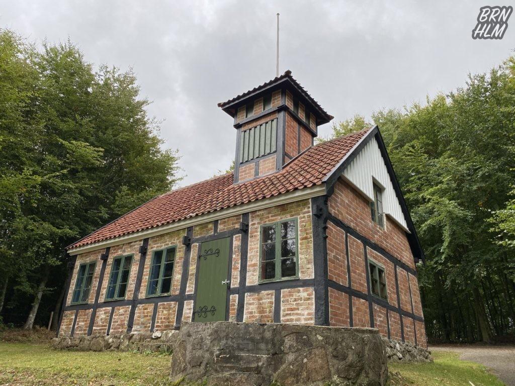 Jægerhuset i Ekkodalen - 2020