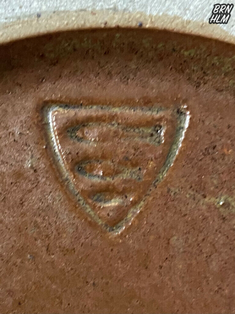 A/S Michael Andersen - Bornholmsk Keramik - Stempel