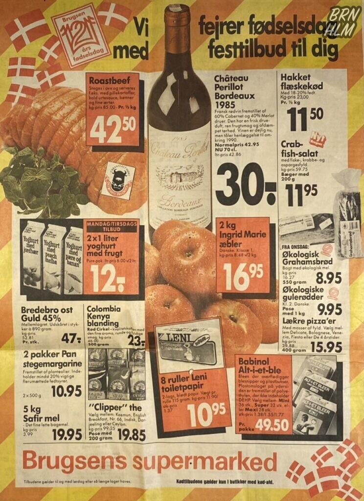 Brugsens supermarked