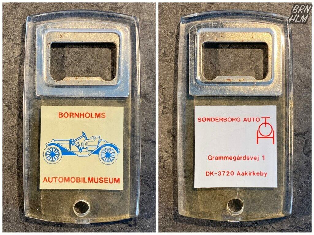 Bornholms Automobil museum og Sønderborg Auto