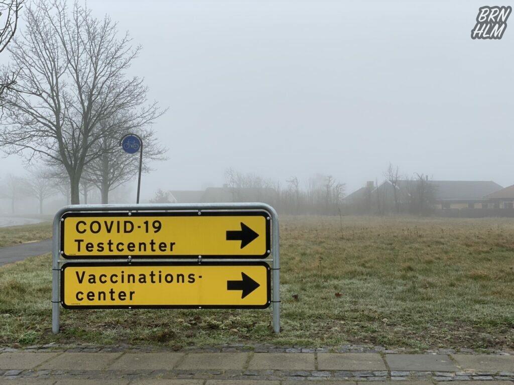 Rønne COVID-19 Testcenter samt Vaccinationscenter - Marts 2021