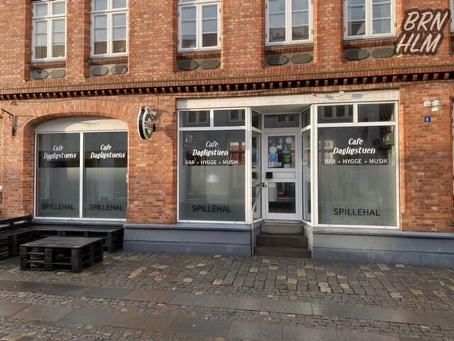 Café Dagligstuen - Aakirkeby -Marts 2021