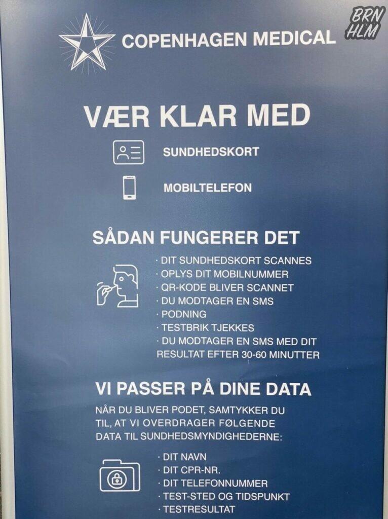 Copenhagen Medical - Covid Testcenter på Campus Bornholm