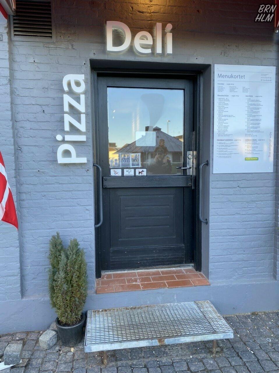 Pizza Deli i Nexø - 2021