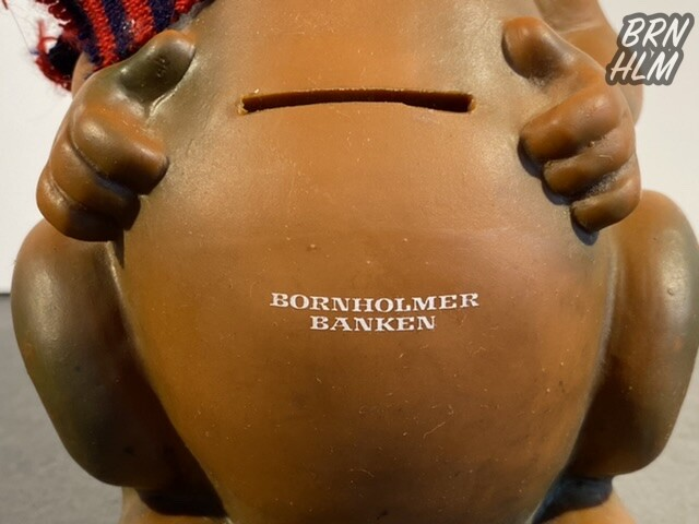 Bornholmerbankens Kænguru Sparegris