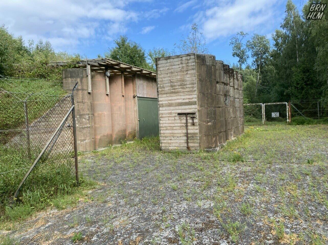 Krigsgas depotet i Vestermarie plantage - 2021
